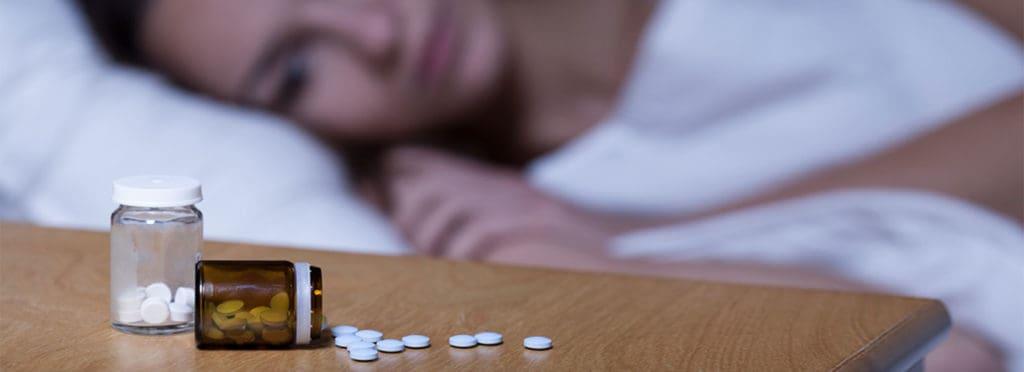 Addicted to Sleeping Pills