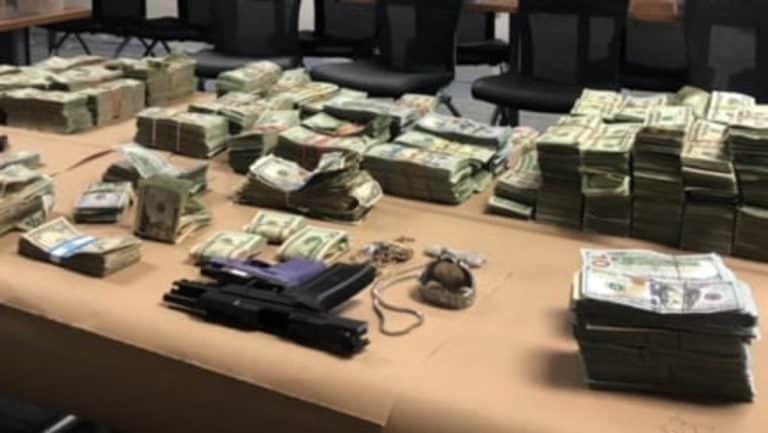 Nine Arrests End Fentanyl Investigation